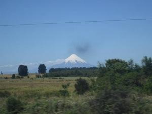 Volcano Osorno Chile, Dec 2013