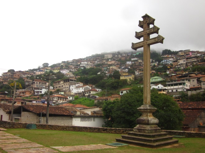 Who wouldn't fall in love with this? Ouro Preto, Brazil, Apr 2014