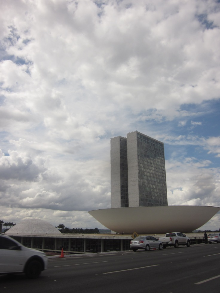 How much oddity can one city hold? Brasilia, Brazil, May 2014
